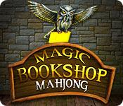 Feature screenshot game Magic Bookshop: Mahjong
