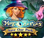 Feature screenshot game Magic Heroes: Save Our Park