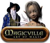 Feature screenshot game Magicville: Art of Magic