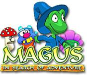 Feature screenshot game Magus: In Search of Adventure
