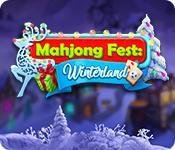 Feature screenshot game Mahjong Fest: Winterland