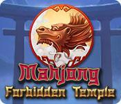 Feature screenshot game Mahjong Forbidden Temple