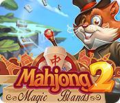 Feature screenshot game Mahjong Magic Islands 2