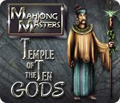 Feature screenshot game Mahjong Masters: Temple of the Ten Gods