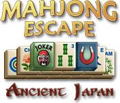 Feature screenshot game Mahjong Escape Ancient Japan