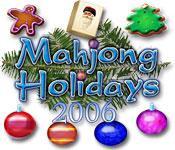 Feature screenshot game Mahjong Holidays 2006