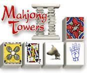 Mahjong Towers II game play