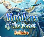 Функция скриншота игры Девиц океана пасьянс