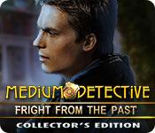 Feature screenshot game Medium Detective: Fright from the Past Collector's Edition