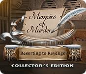 Feature screenshot game Memoirs of Murder: Resorting to Revenge Collector's Edition