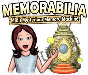 Feature screenshot game Memorabilia: Mia's Mysterious Memory Machine
