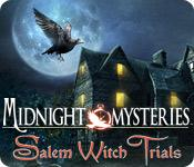 Feature screenshot game Midnight Mysteries: Salem Witch Trials