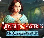Feature screenshot game Midnight Mysteries: Ghostwriting