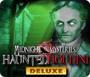 Feature screenshot game Midnight Mysteries: Haunted Houdini Deluxe