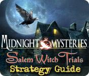 Feature screenshot game Midnight Mysteries: The Salem Witch Trials Strategy Guide