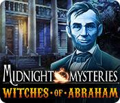 Feature screenshot game Midnight Mysteries: Witches of Abraham