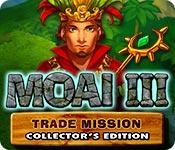 Функция скриншота игры Моаи 3: торговое представительство коллекционное издание