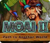 Feature screenshot game Moai II: Path to Another World