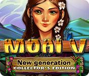 Feature screenshot game Moai V: New Generation Collector's Edition