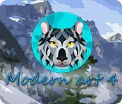 Функция скриншота игры Modern Art 4