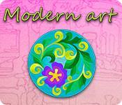 Feature screenshot game Modern Art