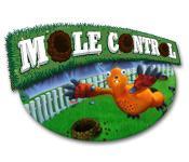 Mole Control game play