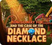 Feature screenshot game Montgomery Fox and the Case Of The Diamond Necklace
