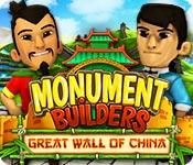 Feature screenshot game Monument Builders: Great Wall of China