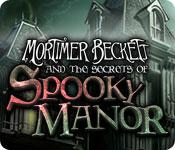 Feature screenshot game Mortimer Beckett and the Secrets of Spooky Manor