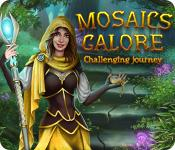 Feature screenshot game Mosaics Galore Challenging Journey