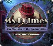 Preview image Ms. Holmes: The Monster of the Baskervilles Collector's Edition game