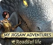 My Jigsaw Adventures: Roads of Life game play