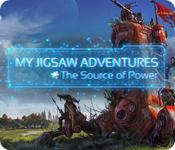 Feature screenshot game My Jigsaw Adventures: The Source of Power