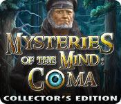 Feature screenshot game Mysteries of the Mind: Coma Collector's Edition