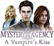 Feature screenshot game Mystery Agency: A Vampire's Kiss