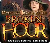Feature screenshot game Mystery Case Files: Broken Hour Collector's Edition