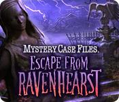 Feature screenshot game Mystery Case Files: Escape from Ravenhearst