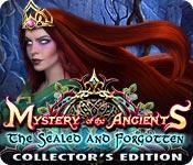 Feature screenshot game Mystery of the Ancients: The Sealed and Forgotten Collector's Edition