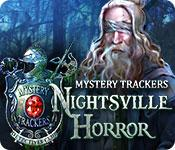 Feature screenshot game Mystery Trackers: Nightsville Horror