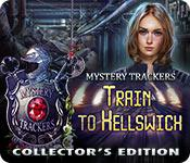 Feature screenshot game Mystery Trackers: Train to Hellswich Collector's Edition