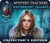 Функция скриншота игры Тайна трекеров: Winterpoint трагедия коллекционное издание