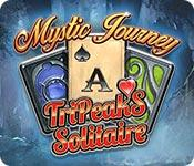 Feature screenshot game Mystic Journey: Tri Peaks Solitaire