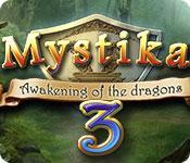 Feature screenshot game Mystika 3: Awakening of the Dragons