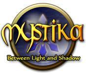 Feature screenshot game Mystika: Between Light and Shadow