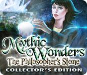 Feature screenshot game Mythic Wonders: The Philosopher's Stone Collector's Edition