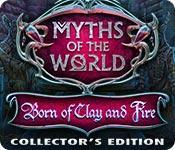 Функция скриншота игры Мифы мира: рожденный из глины и Огня коллекционное издание