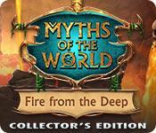 Функция скриншота игры Мифы мира: огонь из глубин коллекционное издание