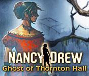 Feature screenshot game Nancy Drew: Ghost of Thornton Hall