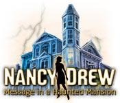 Feature screenshot game Nancy Drew: Message in a Haunted Mansion