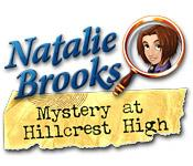 Feature screenshot game Natalie Brooks: Mystery at Hillcrest High